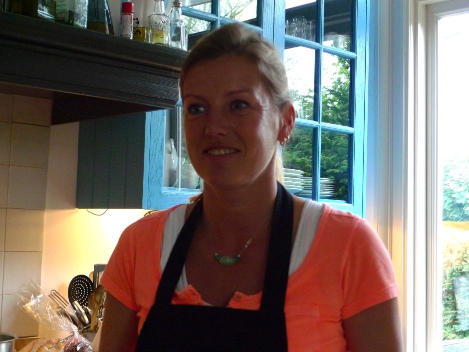 SANNE BERNHART FOOD