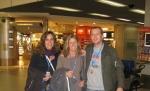 Met medailles terug in Nederland
