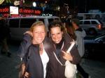 Met lieve vriendin Marjan de Haan